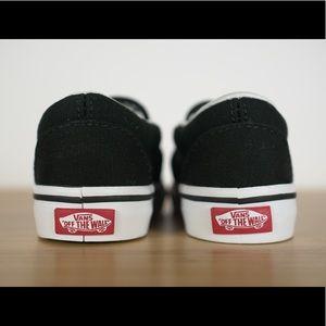 Vans Toddler Slip On Future Rebel Black